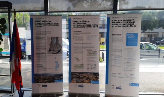 Concertation sur le projet Parc Méridia à Nice