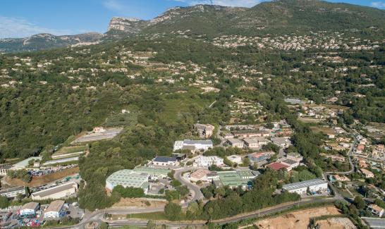 Les Coteaux du Var à Saint-Jeannet