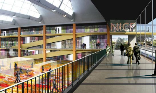 Tourisme d'affaires - Parc des expositions