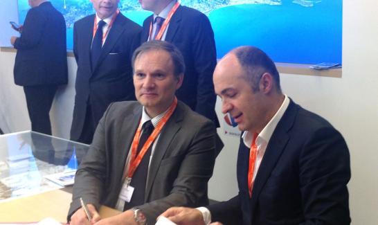 Signature promesse de vente EPA-Artea