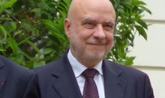 M. Christian Tordo, Ptésident du Conseil d'Administration de l'EPA Plaine du Var